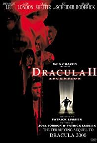 Primary photo for Dracula II: Ascension