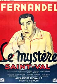 St. Val's Mystery Poster