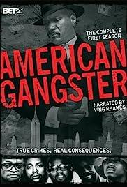 American Gangster Poster - TV Show Forum, Cast, Reviews