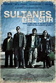Sultanes del Sur Poster
