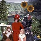 """Alice in Wonderland"" S. Baio, A. Jullian, N. Gregory, T. Savalas, S. Hemsley 1985 CBS"