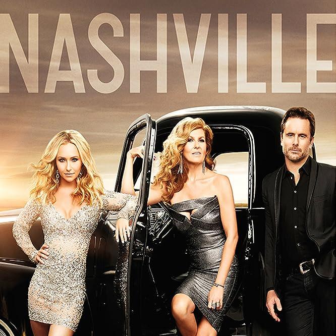 Connie Britton, Charles Esten, and Hayden Panettiere in Nashville (2012)