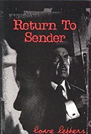 Return to Sender Poster