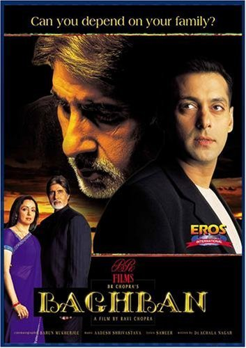 Baghban 2003 Hindi 720p BluRay Download 1.2GB ESubs