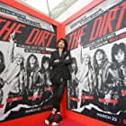 Tommy Lee at an event for The Dirt (2019)