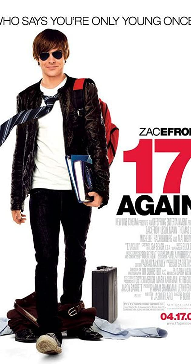 Subtitle of 17 Again