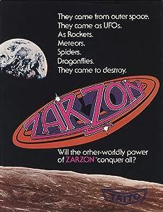 Ser på film gratis Zarzon  [hddvd] [1080p] [flv] (1981)