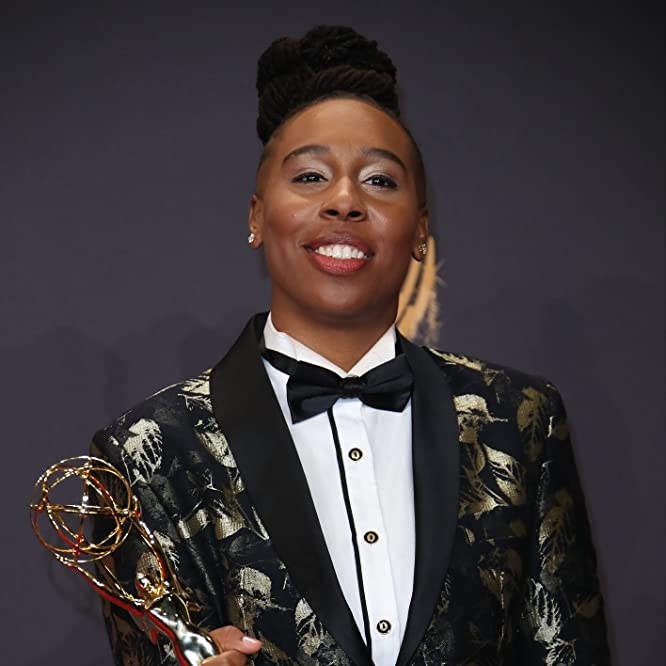 Lena Waithe at an event for The 69th Primetime Emmy Awards (2017)