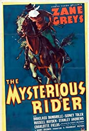 The Mysterious Rider Poster