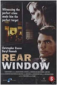 Daryl Hannah and Christopher Reeve in Rear Window (1998)