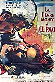 Fever Mounts at El Pao Poster