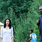 Joanne Kelly, Nonso Anozie, and James Wolk in Zoo (2015)