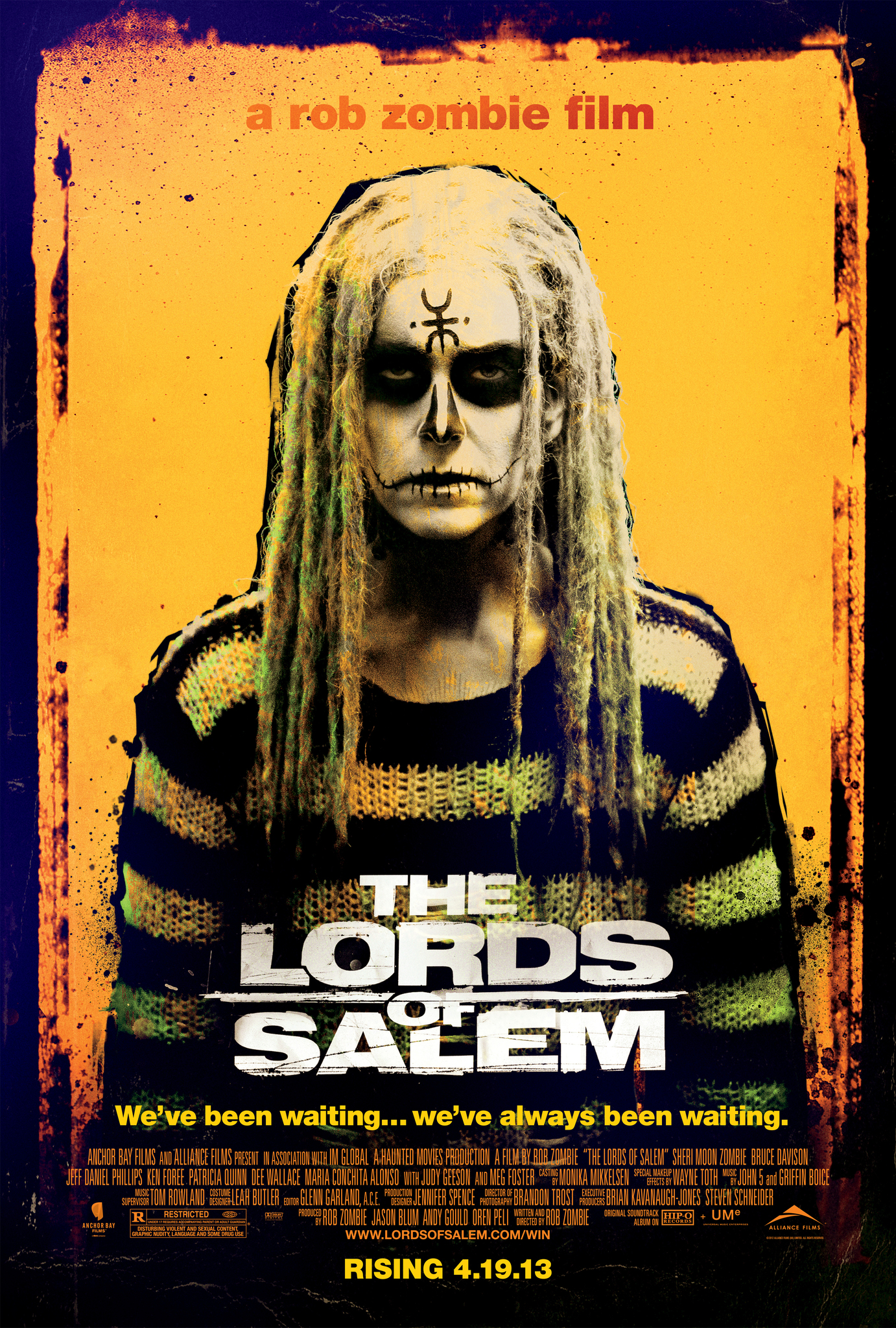 Lords of Salem Movie Cover