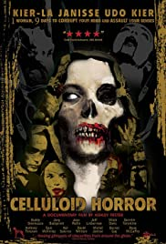 Celluloid Horror Poster