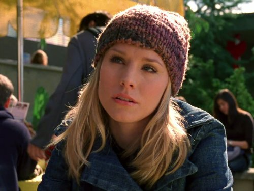 Kristen Bell in Veronica Mars (2004)