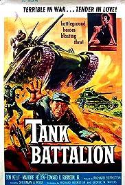 Tank Battalion(1958) Poster - Movie Forum, Cast, Reviews