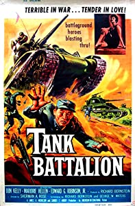 High quality movie downloads free Tank Battalion [2k]