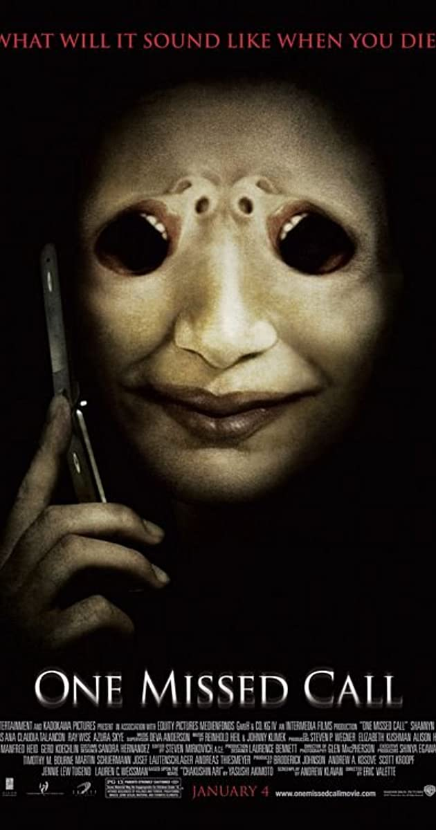 One Missed Call (2008) - IMDb
