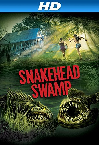 Snakehead Swamp (2014) Hindi Dubbed 480p HDRIp Esubs 300MB DL