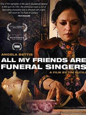 Where to stream All My Friends Are Funeral Singers
