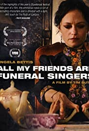 All My Friends Are Funeral Singers Poster