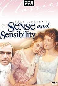 Tracey Childs, Bosco Hogan, and Irene Richard in Sense and Sensibility (1981)