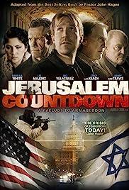 Jerusalem Countdown Poster