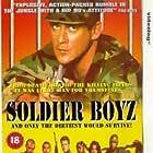 Michael Dudikoff, Jacqueline Obradors, David Barry Gray, Demetrius Navarro, Channon Roe, and Tyrin Turner in Soldier Boyz (1995)