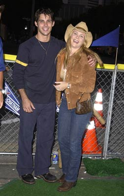 Jason Cook and Alison Sweeney at an event for Summer Catch (2001)