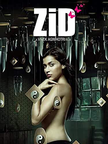 Zid (2014) HINDI 720p WEB HDRip x264 AC3 – 2.0 GB