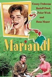 Mariandl Poster