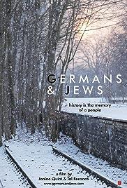 Germans & Jews Poster
