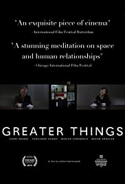 Greater Things Poster