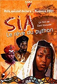 Sia, the Dream of the Python Poster