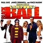 Vince Vaughn and Paul Kaye in Blackball (2003)