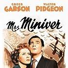 Greer Garson and Walter Pidgeon in Mrs. Miniver (1942)
