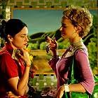 Natalie Portman and Norah Jones in My Blueberry Nights (2007)