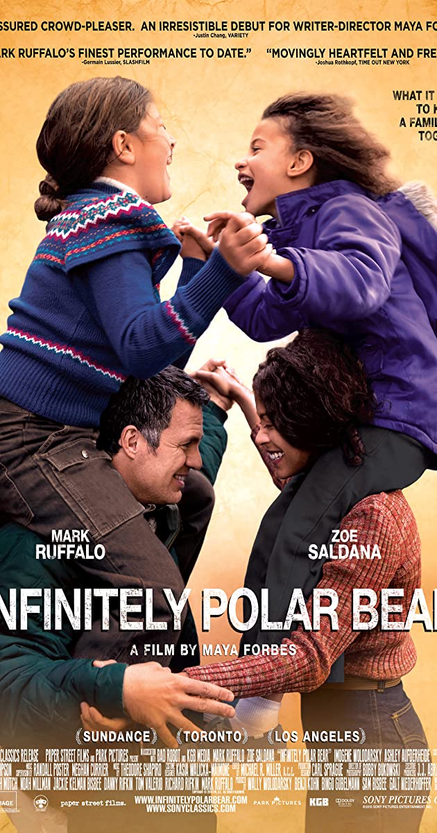 Subtitle of Infinitely Polar Bear