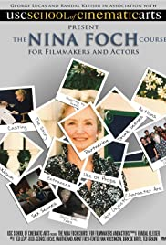 The Nina Foch Course for Filmmakers and Actors Poster