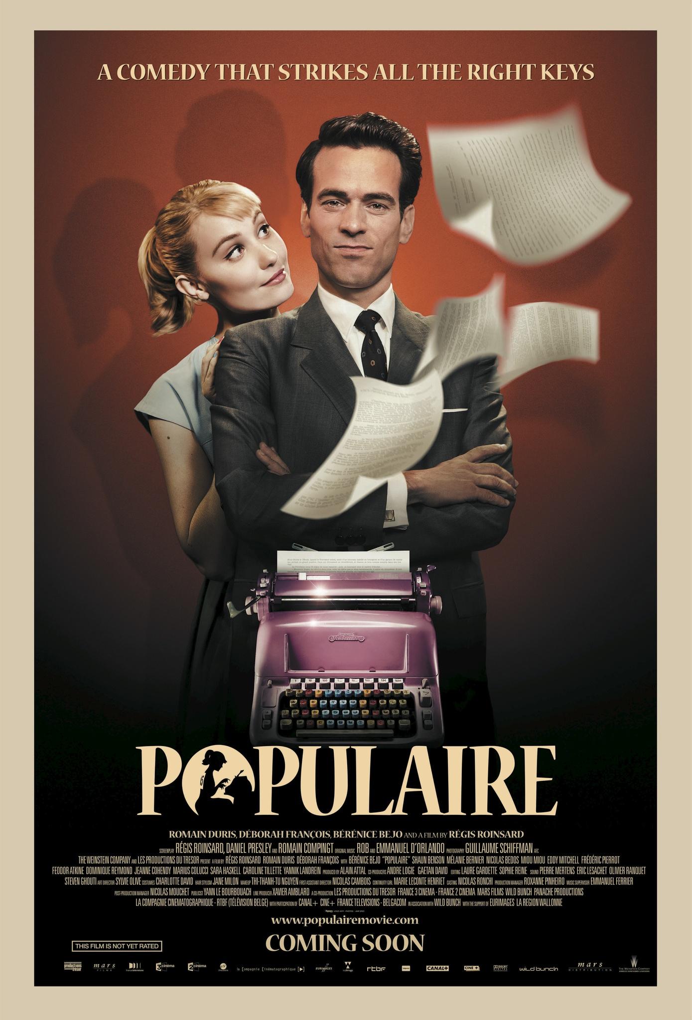 9d61306174e73 Populaire (2012) - IMDb