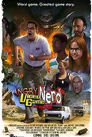 Bear McCreary, Stephen Mendel, Jeremy Suarez, Time Winters, Helena Barrett, Sarah Glendening, Matt Conant, and James Rolfe in Angry Video Game Nerd: The Movie (2014)