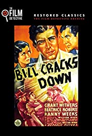 Bill Cracks Down Poster