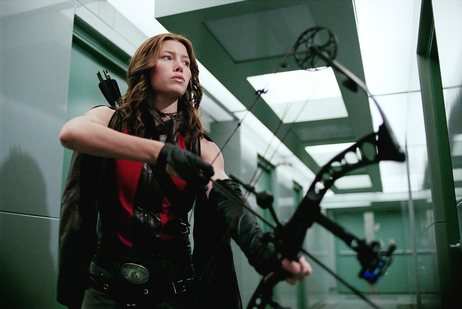 Jessica Biel in Blade: Trinity (2004)