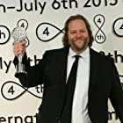 Actor Olafur Darri Olafsson receives The Best Actor Trophy for XL @ The Karlovy Vary International Film Festival 2013