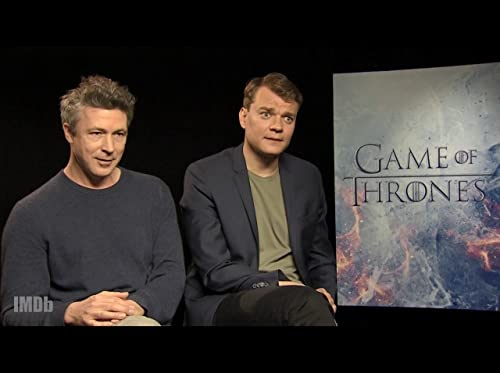 """Game of Thrones"" Stars on Who Should Sit on the Iron Throne"
