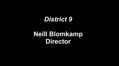 District 9: Comic-Con Footage with Neill Blomkamp