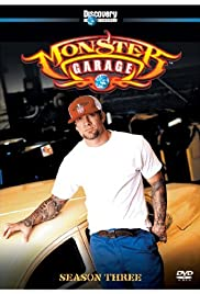 Monster Garage Poster