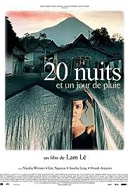20 nuits et un jour de pluie Poster
