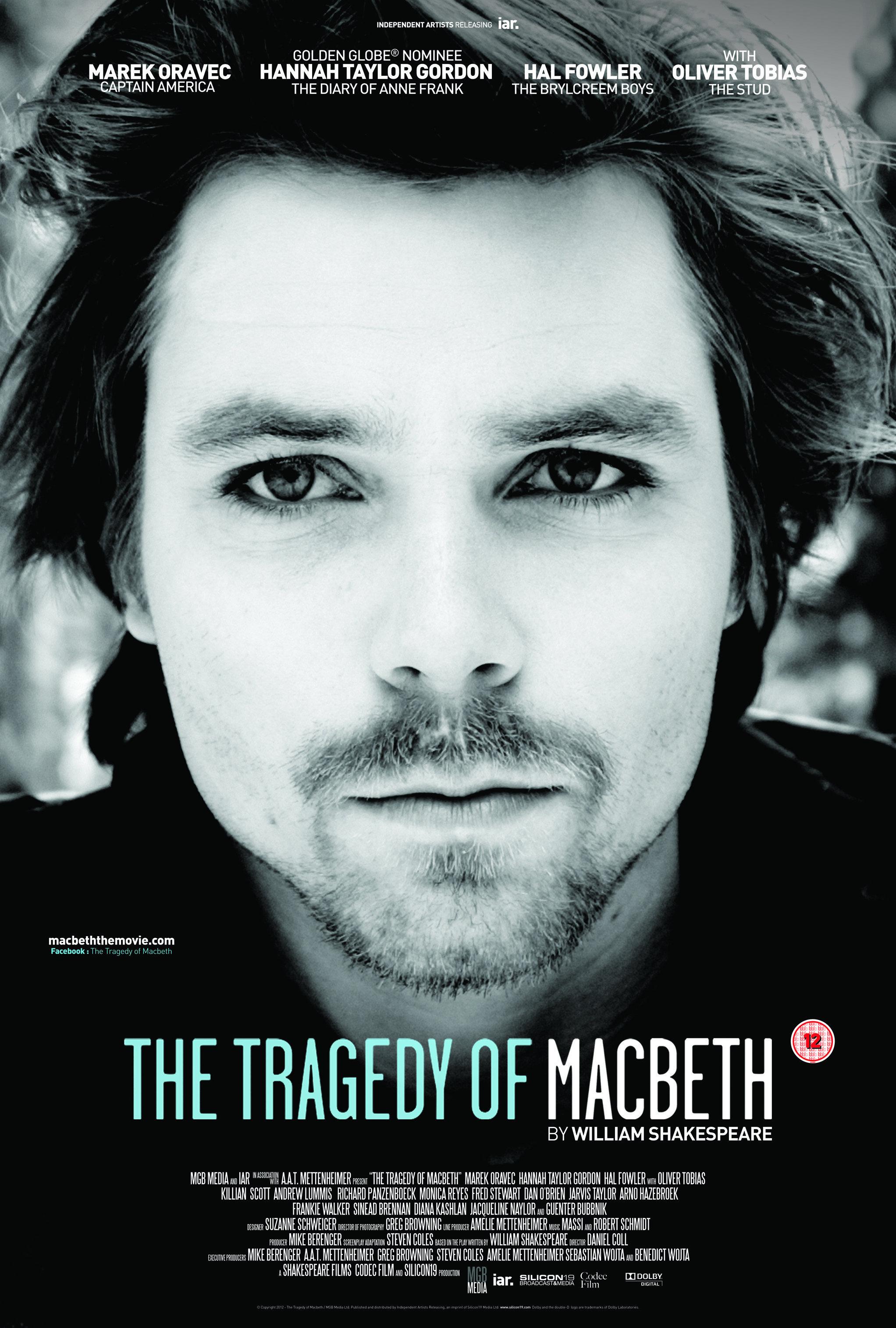 The Tragedy Of Macbeth Video 2012 Imdb