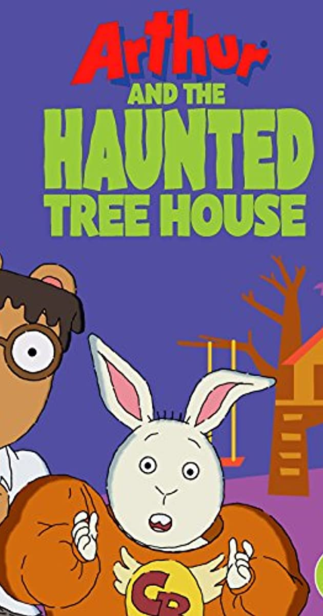 Subtitle of Arthur and the Haunted Tree House